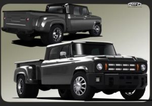 1969 Power Wagon