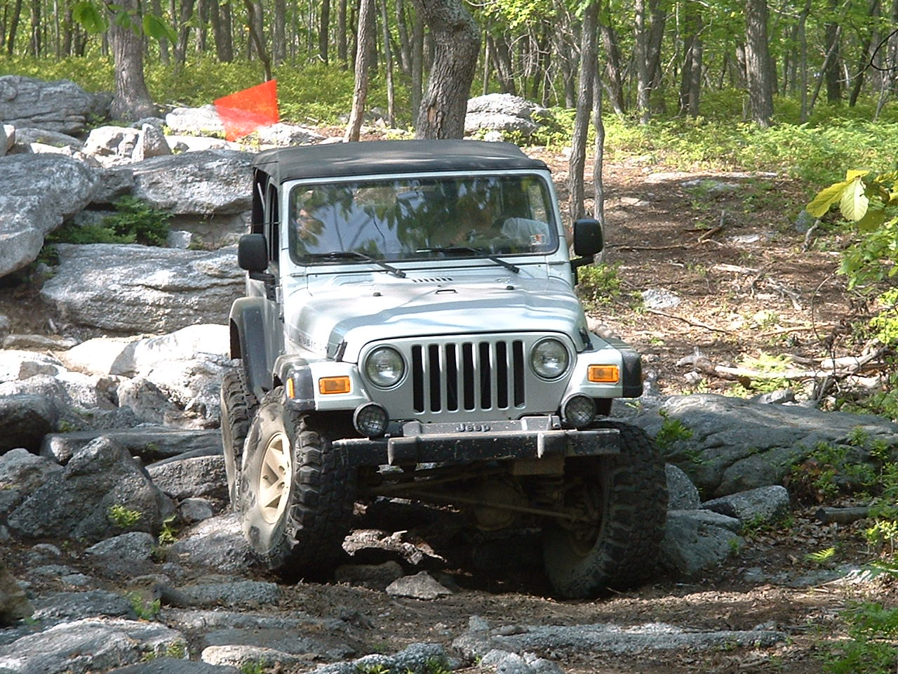 Top Five Off Road Trails For Jeeps Palmer Custom Jeeps