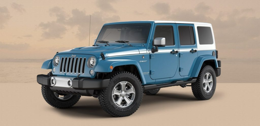 Introducing The Jeep Wrangler Chief Palmer Custom Jeeps Atlanta Ga
