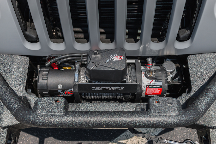 Palmer Custom Jeeps by SORS- XRC Heavy Duty Winch