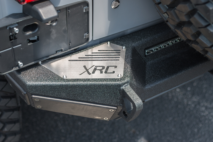 Palmer Custom Jeeps by SORS - XRC Rear Bumper Step